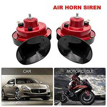12V Car Auto Horn Waterproof Loud Vehicle Horn Snail Horn 110dB Whistle Horn Trumpe For Vehicle Truck Van kkmoon auto vehicle switches