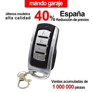 Image 1 - télécommande portail universelle de porte de Garage pour 433mhz 287 868MHz commande de garage ouvre porte de garage code roulant émetteur de code fixe