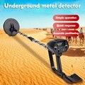 Metall Detektor Unterirdischen Gold Detektor Metall Länge Einstellbare Schatz Hunter Seeker Portable Hunter Detektor