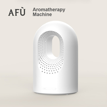 AFu Essential Oil Aromatherapy Machine Sleep Fragrance Instrument Night Light Built in Lithium Battery Wireless Design