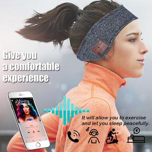 Image 2 - JINSERTA Bluetooth 5.0 음악 헤드 밴드 헤드셋, 요가 체육관 수면 스포츠 이어폰 실행을위한 마이크 무선 이어폰 헤드폰 포함