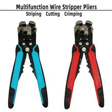 Multifunction Crimper Stripper Pliers Wire Cutter Automatic Wire Stripping Tools Crimping Pliers Terminal 0.2-6.0mm2 Hand Tools