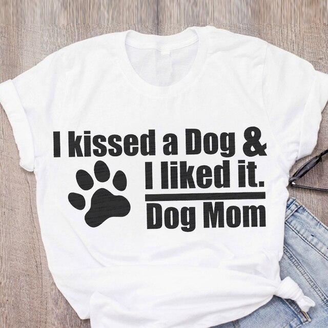 I Love My Dog Women's T-Shirts 2