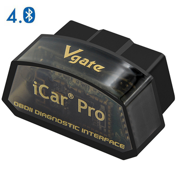 Vgate ICar Pro Elm327 OBD2 Scanner Automotivo Diagnostic Scanner Car Diagnostics for Andriod IOS OBD2 Bluetooth Car Scanner Tool 2018 new obd2 scanner vgate maxiscan vs890 obd 2 automotive scanner support multi brands car diagnostic tool better than ad310