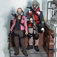 1/6 weibliche Figur Soldat Kleidung Modell 12-inch Action Figure Trend Farbe Passenden Outdoor Jacke Mäntel Ganzen Blockade