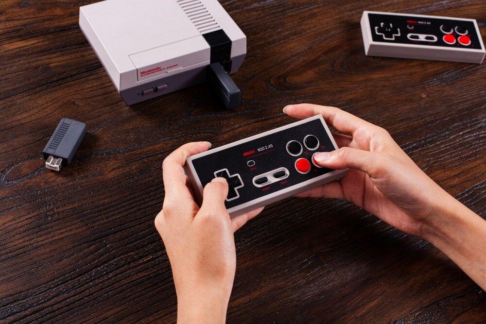 para nes edição clássica controlador de jogo