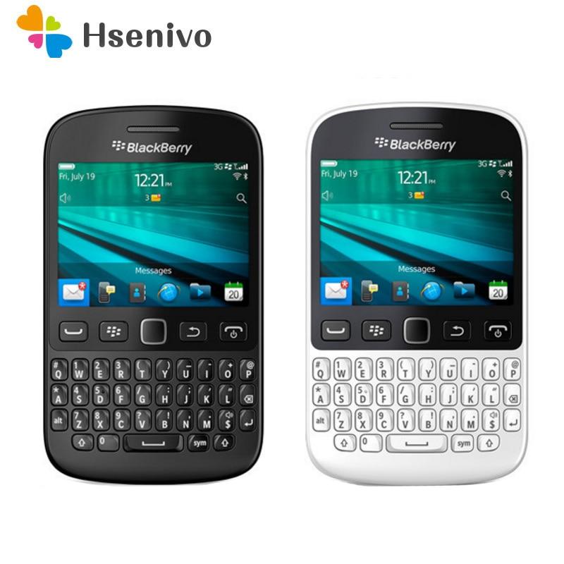 9720 Unlocked Original Blackberry 9720 Samoa QWERTY Keyboard 5MP 3G GPS WiFi  Smartphone 2.8