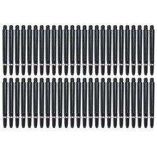 Fléchettes en Nylon, filetage de vis 2BA 48mm, tiges de fléchettes en plastique, accessoires pour filetage de vis 2BA Standard 50 pièces/lot