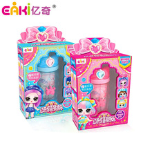 New eaki lol dolls surprise guessing demolition luxury doll storage bin Children Toy Princess toys baby birthday gifts 41P недорого