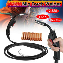 Replacement Welder Welding-Machine Mig Mag Electric for 14AK Gun-Parts Complete
