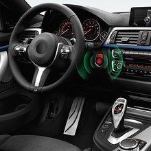 Автомобильный двигатель кнопка включения стоп замена крышки подходит для BMW 3 серии E60 E70 E71 E90 E92 прямые замены