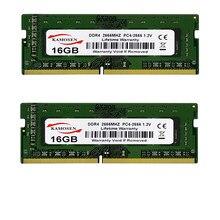 KAMOSES DDR4 RAM 2GB 4GB 8GB 16GB 32GB Stick 2133 2400 2666vMHz 288 PIN PC4 notebook universal speicher 17000 19200 2666V