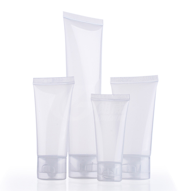 15g 30g 50g 100g Empty Squeeze Hand Cream Tube Container Sample Cosmetics Plastic Soft Hose For