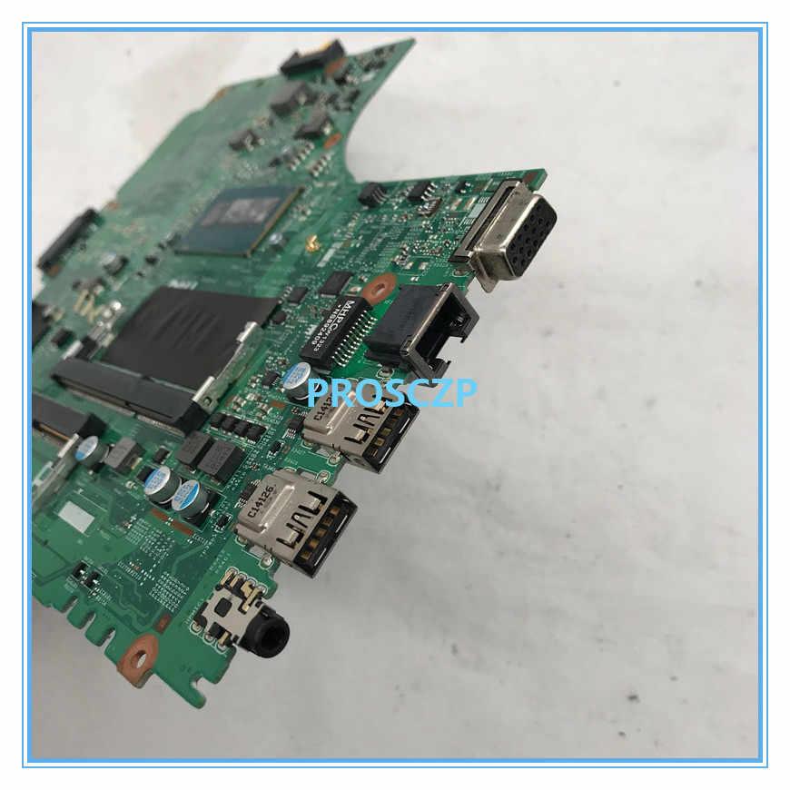 Hohe qualität Für 3440 Laptop motherboard CN-0PTD1C 0PTD1C PTD1C Mit SR16Q I3-4010U CPU 1,7 GHZ 100% arbeits gut