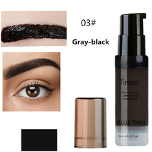 Long-lasting Waterproof Gel Brow Dye Henna Pigment Natural Enhancer Professional Tattoo Eyebrow Persistent Effective