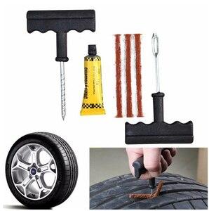 Image 2 - Car tire repair tools repair tool kit car and motorcycle fast tire repair tools