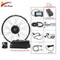 Комплект для электрического велосипеда  500 Вт  моторное колесо  48 В  E  комплект для велосипеда  500 Вт  колесный двигатель  электрический велос...