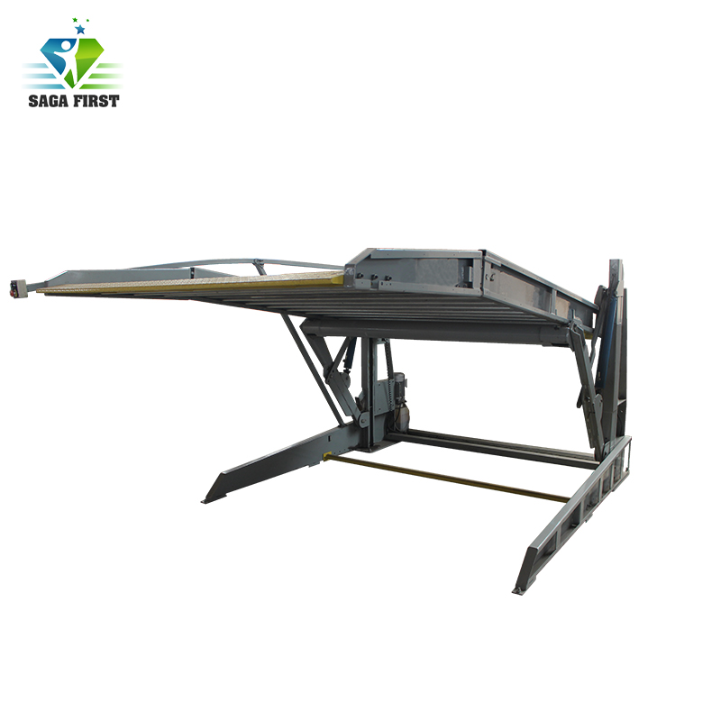 2017 China CE Approved Smart Good Quality Two 2 Post Home Car Lift  Hot Sales