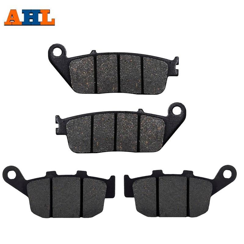 Motorcycle front rear brake pads For Honda VTR250 CBR250R CBR300R CBR 300F CB300F CB 500F CB500F CB 500X CB500X CBR 500R CBR500R