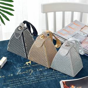 Image 5 - SEKUSA Women new arrival evening bags diamonds fashion handbags ladies party clutches with crystal gorgeous purse