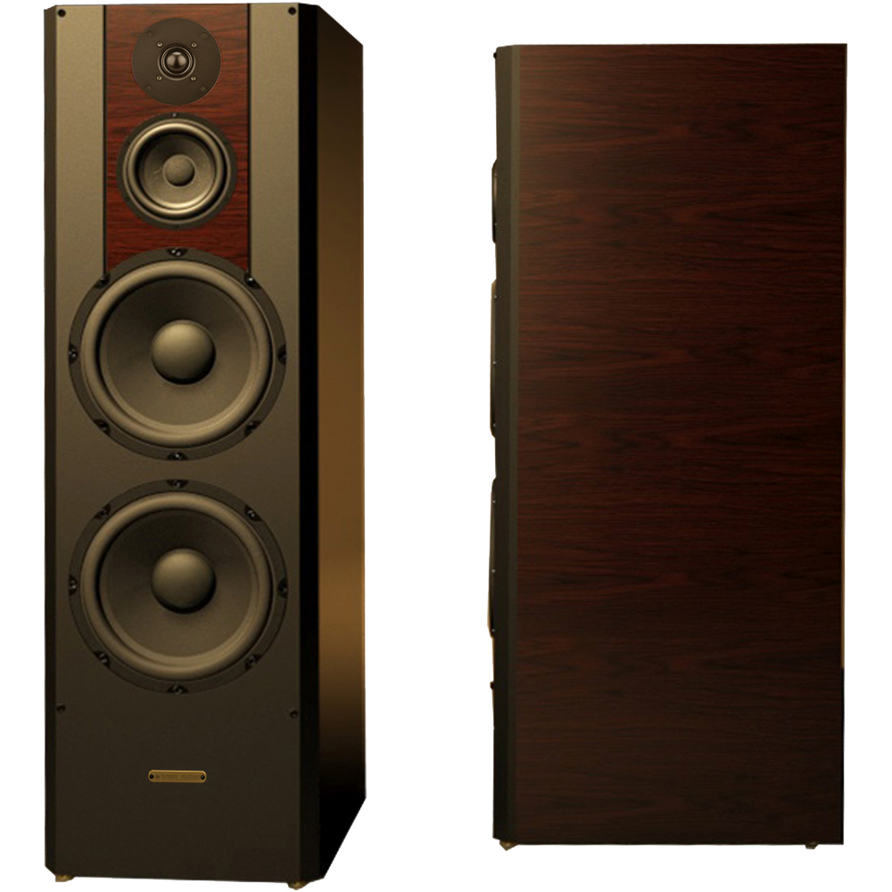 Hi-End-Speaker Hifi 2 DC2104 Four-Way Value-For-Money Closed-Type Dual-10-Inch