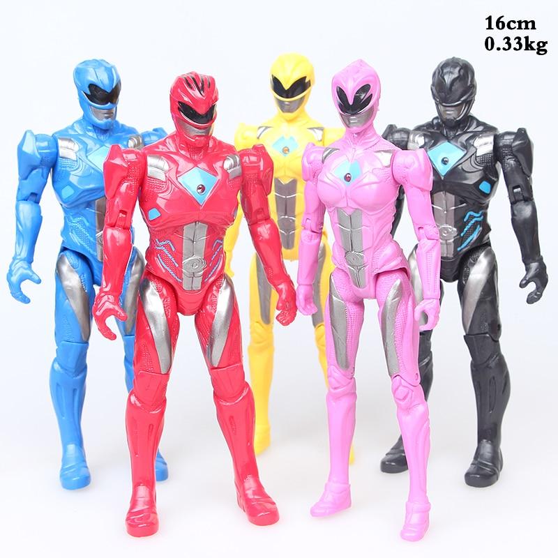 Aime – figurines de l'équipe de dinosaures, 5 pièces, figurines d'action, poupée Brinquedos, modèle de Collection pour enfants