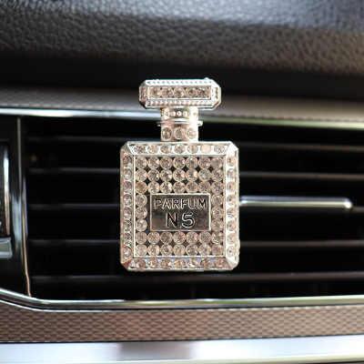 Kakma su matkap parfüm şişesi araba klima çıkış parfüm araba parfüm araba iç aksesuarları araba parfüm