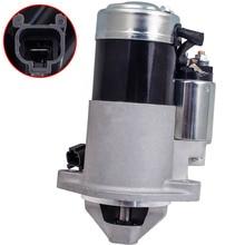 12V Starter Motor petrol engines For Nissan Patrol 1985-1997 1997-2012 S114-472