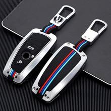 Чехол для автомобильного ключа для Bmw E46 E36 E39 E60 E38 E87 E90 E91 F20 F30 G20 F31 F34 F10 G30 F11 X3 F25 X4 I3 M3 M4 1 3 5 Series