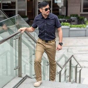 Image 2 - Sector Seven กางเกงยุทธวิธีกันน้ำ silm Mens กางเกง IX6 Casual กางเกงผู้ชายกองทัพทหารยุทธวิธีกางเกงชาย