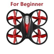 2,4G Headless Modus Mini Quadcopter Höhe Halten RC Drone WIFI 720P HD Kamera Fernbedienung Eders Geschenke Für anfänger Kinder