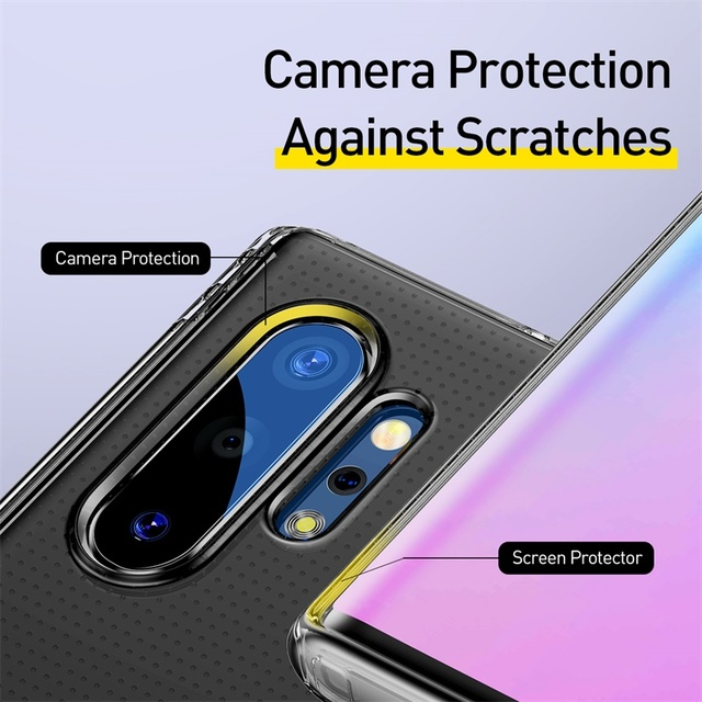 Galaxy Note 10 Plus Shockproof Case 3