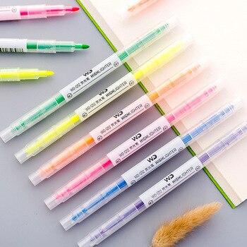 Μαρκαδόροι Μικρογραφίας Σε 6 Χρώματα diy Μη τοξικό Ανεξίτηλο
