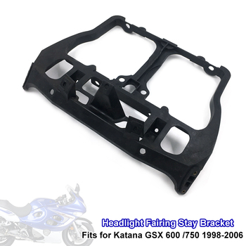 for Suzuki Katana 600 /750 GSX600F GSX750F 1998-2006 Upper Cowling Headlight Fairing Stay Bracket Holder GSX 600 750 Katana image