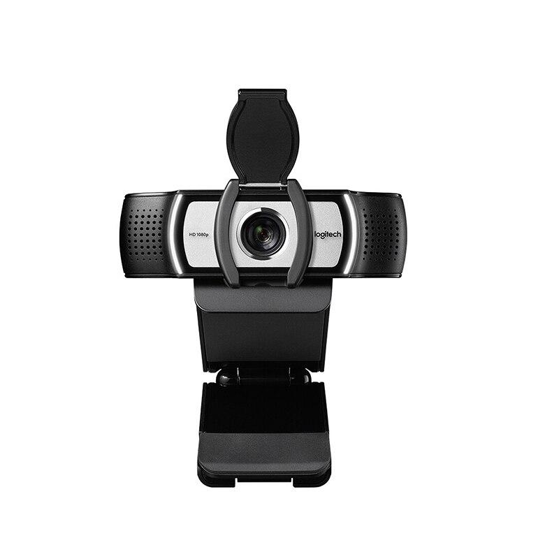 Original Logitech C930c HD 1080P Webcam for Computer Zeiss Lens USB Video Camera 4 Time Digital Zoom C930e C930 upgrade Web cam 2