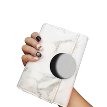 2019 New Fashion print women wallet High Quality Leather Women slim thin Purse clamp Clutch Large Capacity leather money clip