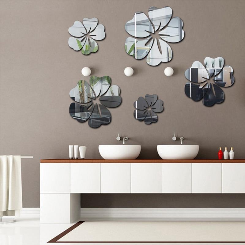 Élégant Antique Moderne Style Vénitien Miroir Mural Console Décoratif Miroir 90 cm