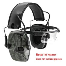 Earmuffs Headset Sound Amplification Shooting Anti-Noise Protectiontactical Electronic