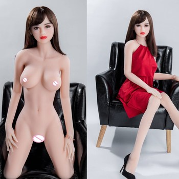 170cm Silicone Sex Doll Adult Doll Sex Teen Doll Adult Toy Big Breast Sexy Oral Sex Doll Realistic 140cm Real Doll for Men Robot