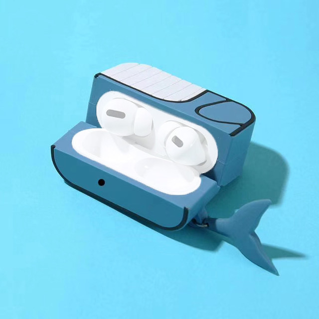 E7539-Cute Whale Case for Airpods Pro-5