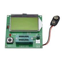 цена на LCR-T4 LCD Digital Transistor Tester Meter Backlight Diode Triode Capacitance ESR Meter For MOSFET/JFET/PNP/NPN L/C/R 1