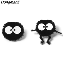 P3920 Dongmanli Cute Fairydust Metal Enamel Pins and Brooches for Lapel Pin Backpack Bags Badge Gifts