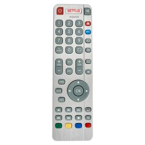 Image 1 - New SHWRMC0116 Remote Control fit for Sharp Aquos RF Smart TV SHWRMC0116 LC 32CHG6352E LC 43CUG8462KS LC 49CUG8461KS