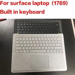 Встроенная клавиатура для Microsoft Surface Laptop model 1769 gery / back keyboard