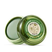 Green Herbal Ointment Cool Oil Cold Headache Dizziness Sunburn Muscle Rub Aches Pain Relief Cream Skin Care