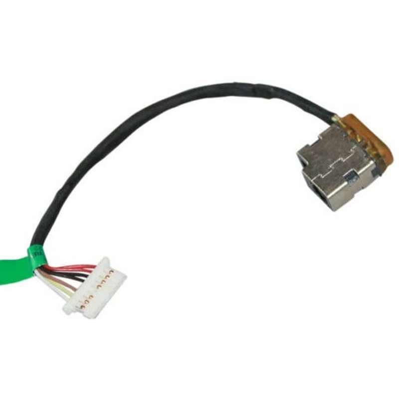 DC Power Jack untuk HP ENVY M7-u009dx M7-u109dx Laptop Port Pengisian Kabel
