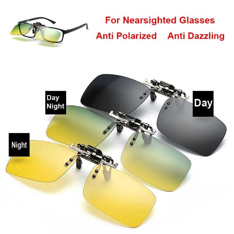 Car Driving Goggles Anti-Glare Polarized Sunglasses For Kia Rio 3 Sportage Cerato Sorento Ceed Car Drivers Night Vision Glasses