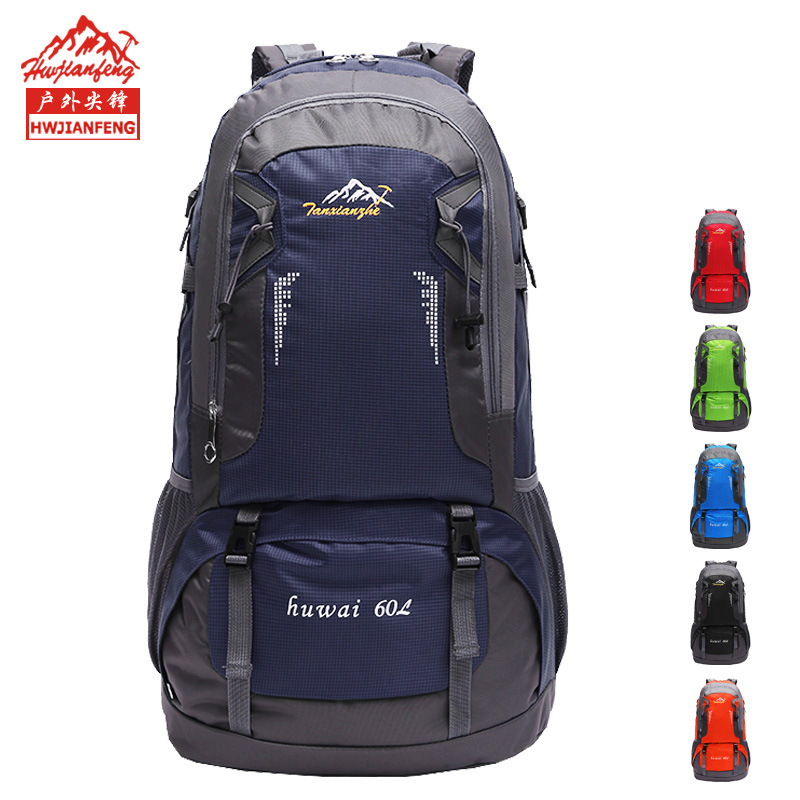 Manufacturers Direct Selling Cross Border For Sports Outdoor Bag Mountaineering Bag Outdoor Sports Travel Backpack Schoolbag