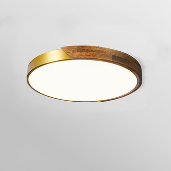 Modern Copper Ceiling Lighting LED Ceiling Light Fixture Indoor Decor Living Room Bedroom Hotel Loft Kitchen Ceiling Lamp