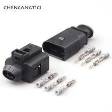 5 комплектов 3 контактный водонепроницаемый Электрический проводной